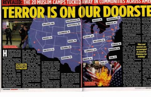 Islamic NO GO Zones Already In A US City Near You Mirror - No go zones in us map