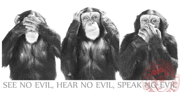 Image result for pictures of see no evil hear no evil